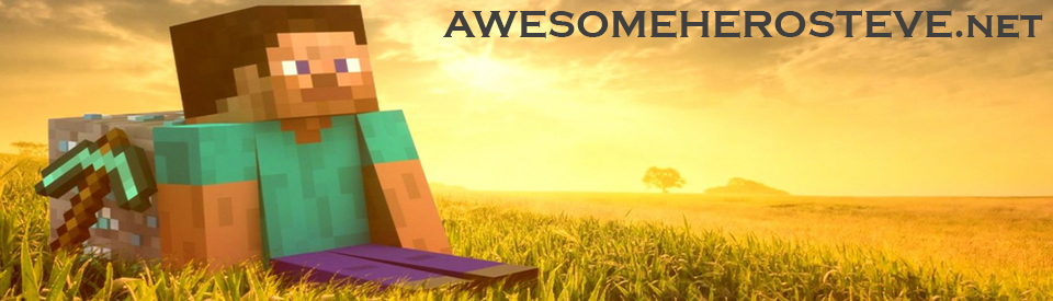 AwesomeHeroSteve.net