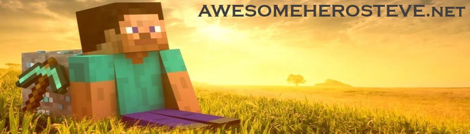 AwesomeHeroSteve.net
